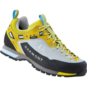 Garmont Dragontail LT GTX Chaussures Femme, light blue/lemon